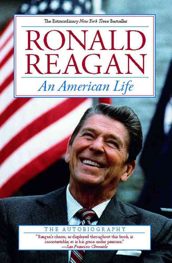 An American Life By Reagan, Ronald